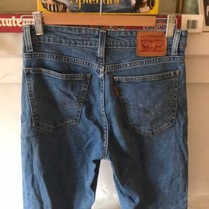 Orange tag Denim Levi's